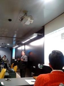 Santiago Sánchez - Presente y Futuro del Comercio Electrónico - La Salle